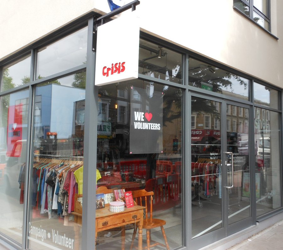 Case study – Crisis UK, Archway, London